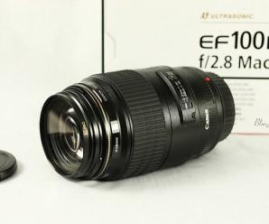 Canon 100mm f/2.8 USM Macro 微距鏡