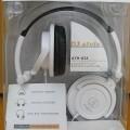 Audio-Technica 白色 ATH-SJ3 耳機