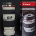 Canon 鏡頭隨行杯贈品