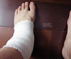 原來不是普通的腳痛