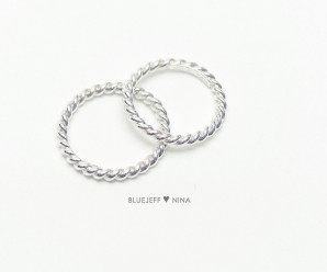 Tiffany Twist Rings 對戒