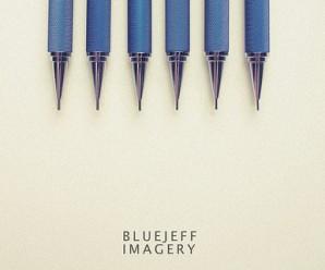 Pilot 1090系列 藍色自動鉛筆