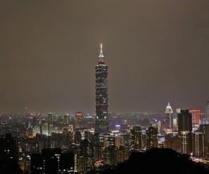 台北101夜景有感 2014年展望