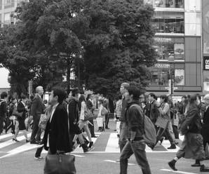 日本二巡 / Day-4 – 原宿與涉谷順順壓馬路